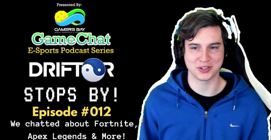 Drift0r Stops By| #012